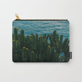 Amalfi Coast Cactus II Carry-All Pouch