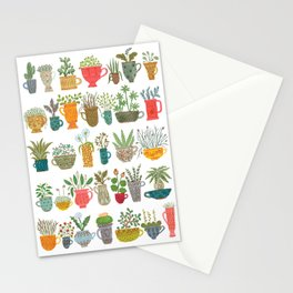 Teacup Garden Stationery Cards