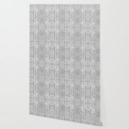 Soft Gray Plaid Wallpaper