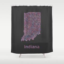 Indiana Shower Curtain