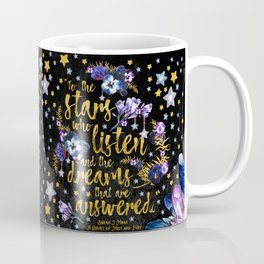 A Court of Mist and Fury - To The Stars Coffee Mug