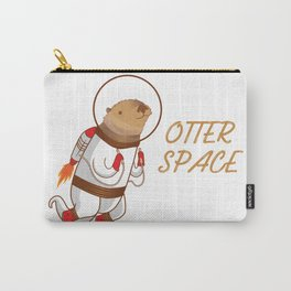 Cool Otter space Animal Gift Carry-All Pouch
