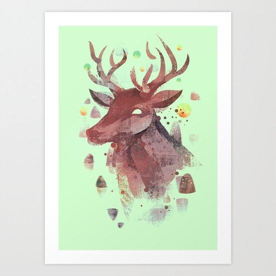 ▲Verspectivo #1 Art Print
