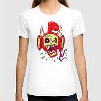 evil dead T-shirts featuring Evil Dead Po by Artistic Dyslexia