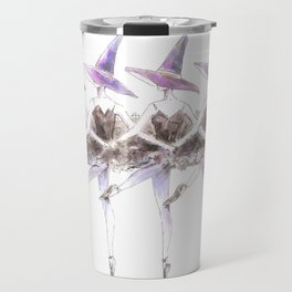 Dancing Witches Travel Mug