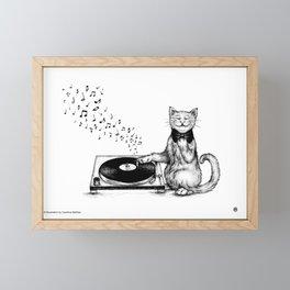 Music Master Framed Mini Art Print
