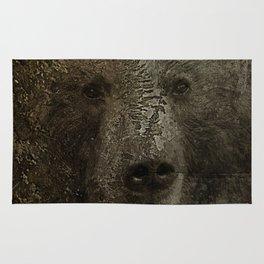 Spirit Bear Rug