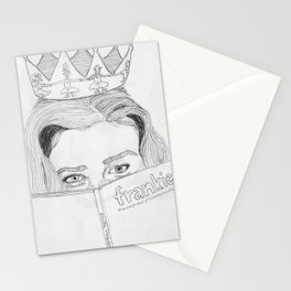 Magazine Queen  Stationery Cards