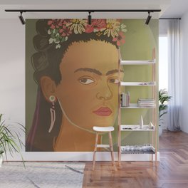 Frida / Stay Wild Collection Wall Mural