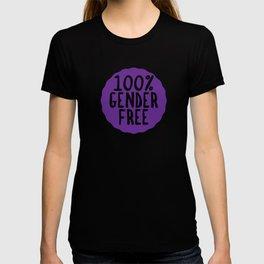 100% Gender Free T-shirt