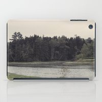 maine iPad Cases featuring maine  by Dominique Goncalves