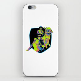 Johntun iPhone Skin