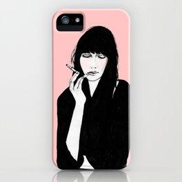 Angela iPhone Case