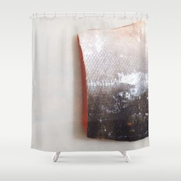 Healthy Fats | Wild-Caught Salmon (3)  Shower Curtain
