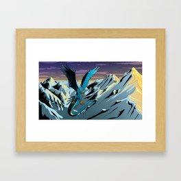 Articuno Framed Art Print