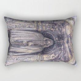The Tomb Watchman Rectangular Pillow