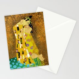 The Samurai Kiss Stationery Cards