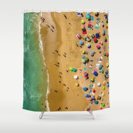 Beach Collection 2 Shower Curtain