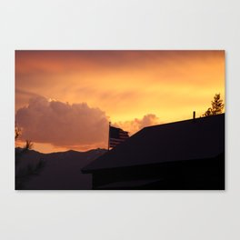 Independence Canvas Print