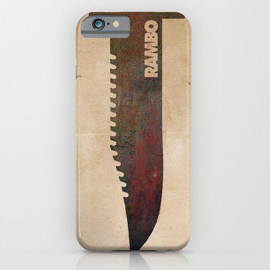 Rambo iPhone & iPod Case
