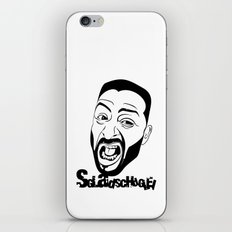 Sgladschdglei iPhone & iPod Skin