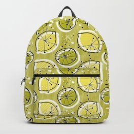 Atomic Lemonade_Green Backpack