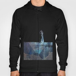 Distant Lighthouse Hoody