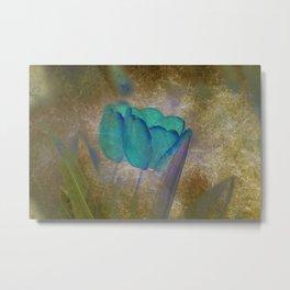 Modern Tulips Metal Print