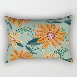 flowers / 51 Rectangular Pillow