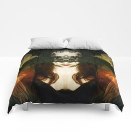 Madame Mayhem Comforters