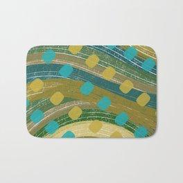 Rainfall Bath Mat