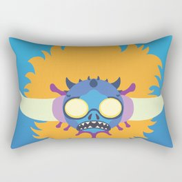 Headz vector Rectangular Pillow