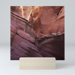 Magical Slot Canyon in Arizona Mini Art Print
