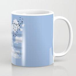 Musical Notes Coffee Mug