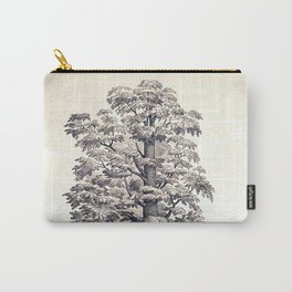 L'Illustration horticole Carry-All Pouch