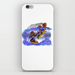 Tagger iPhone Skin