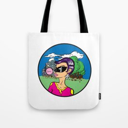 Love Hero Tote Bag