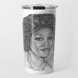 Vicki Commission Request Travel Mug