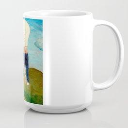 Surreal Skipping  Coffee Mug