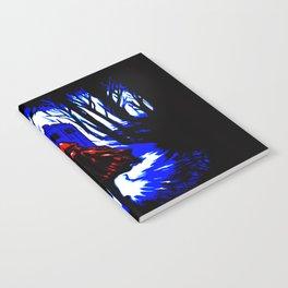 Shadow Light Of Tardis Notebook