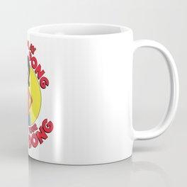Go Play Ping Pong Coffee Mug