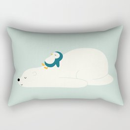 Time To Chill Rectangular Pillow