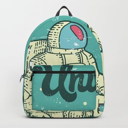 The Universe is calling - Baloon Backpack