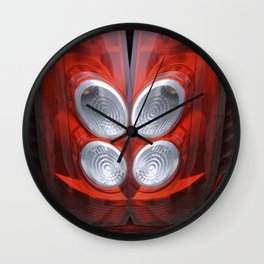 abstraction 3 Wall Clock