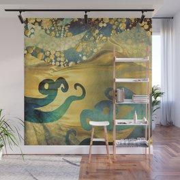 Underwater Dream I Wall Mural