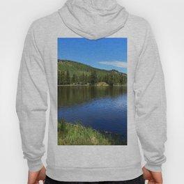 Blue Tones of Sprague Lake Hoody