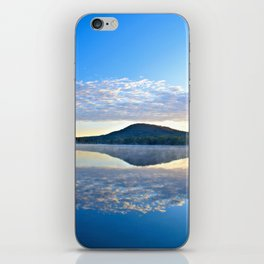 Know and Remember:  Reflections on Lake George iPhone Skin