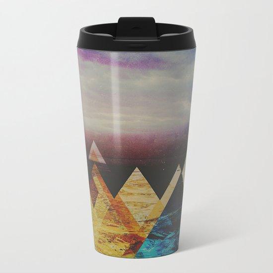 Fractions B12 Metal Travel Mug