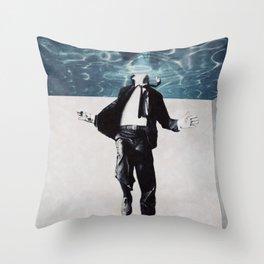 Nightmares... Throw Pillow