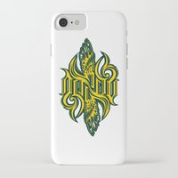 starcraft iPhone & iPod Cases featuring Angel 3K ambigram by LoneLeon